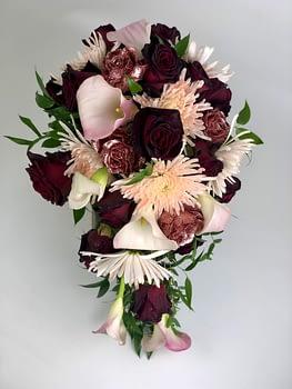 bridal-bouquet-glitter-rose-wedding-florist-flowers