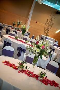 wedding florist minnesota quad cities color palette