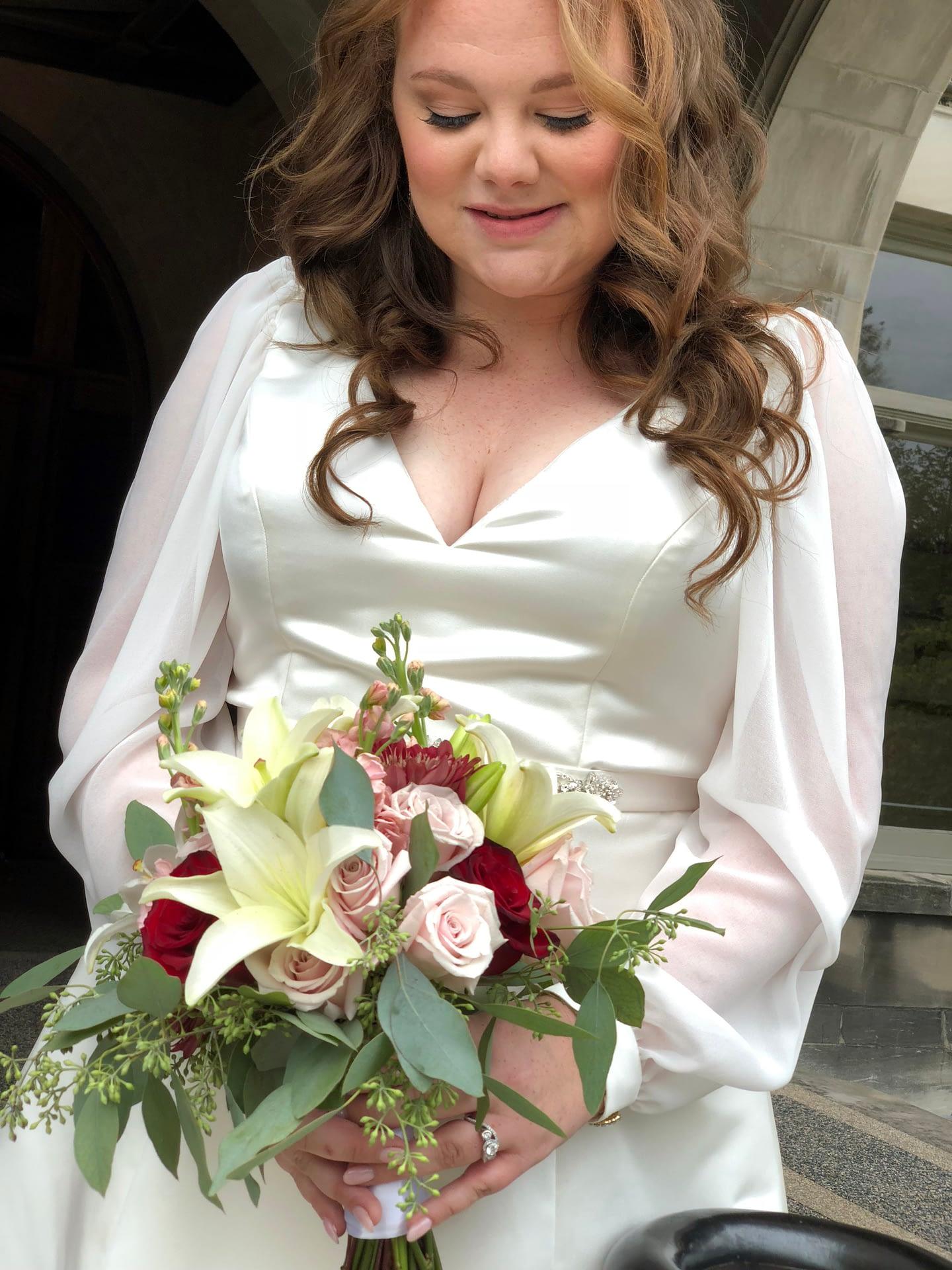 american swedish institute minneapolis wedding flowers bride inspiration