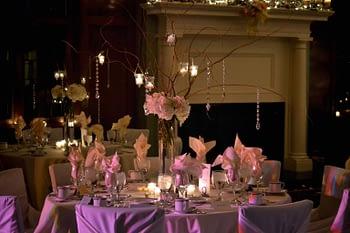 minneapolis wedding flowers centerpiece romantic