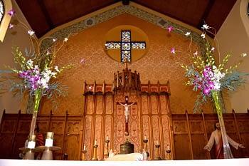 Landmark-Center-wedding-florist
