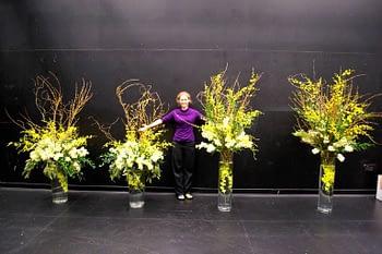 minneapolis wedding flowers centerpiece oversized statement pieces