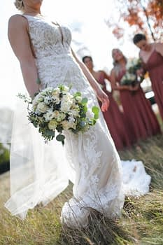 Vick Photography Royal Golf Club Bridal Bouquet autumn Flowers weeding