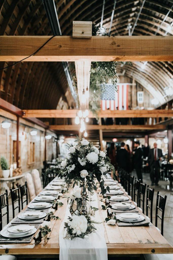 john furber farm cottage grove wedding reception