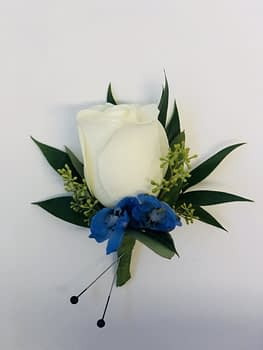 Wedding floral boutonnières Minneapolis minnesota florist