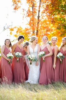 Vick Photography Royal Golf Club Bridal Bouquet autumn Flowers minnesota