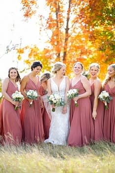 bridal wedding florist 1